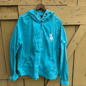 Vintage POLO Ralph Lauren Swimwear Beach Jacket